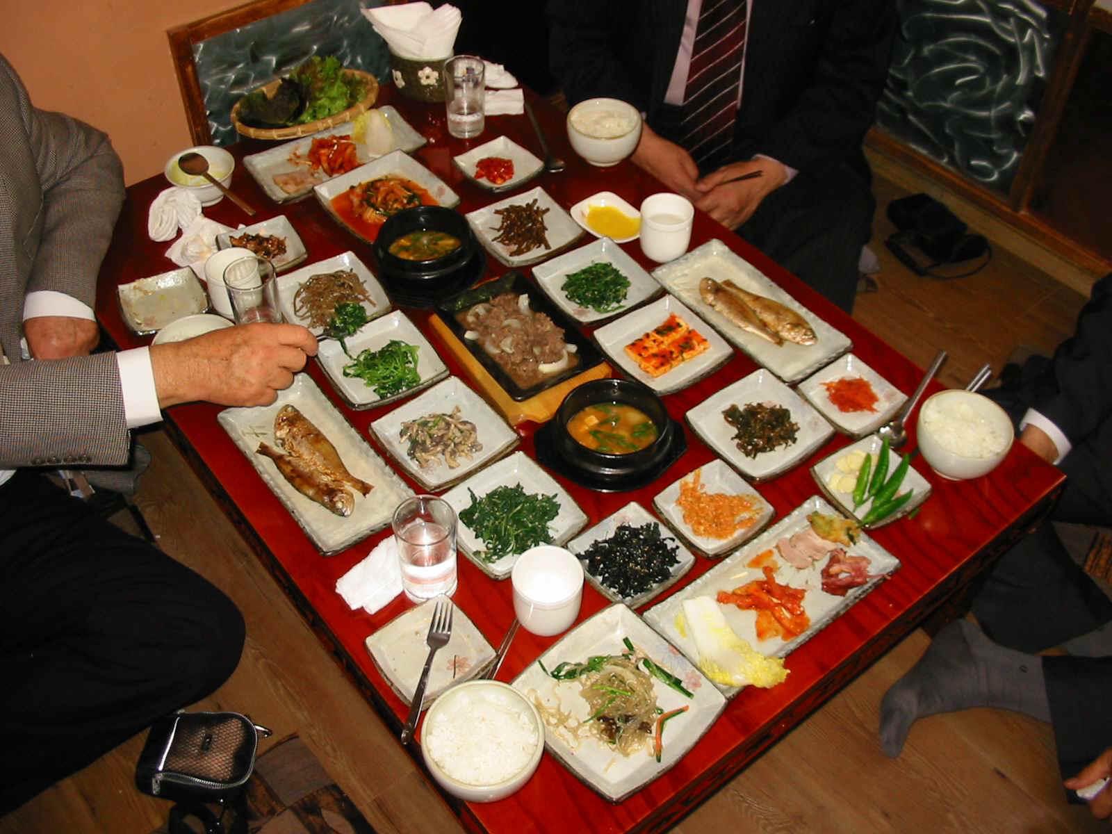 essenz der koreanischen küche :: essen :: pride of korea